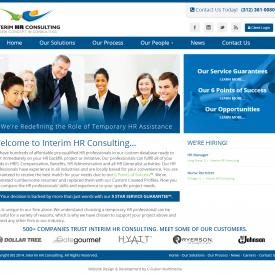 Interim HR Consulting