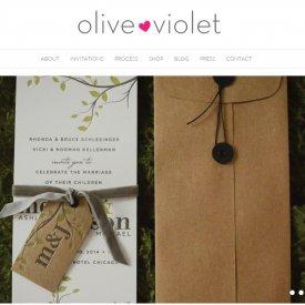 Olive & Violet